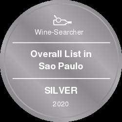 Medalha Wine-Searcher's