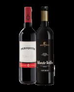 Kit 2 Vinhos Portugueses com Ótimo Custo-benefício