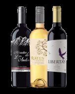 Kit 3 Vinhos por Menos de R$100