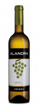 Garrafa de Vinho Alandra Branco 2019