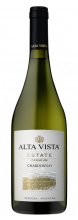 Garrafa de Vinho Branco Alta Vista Premium Estate Chardonnay 2018