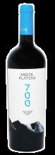Garrafa de Vinho Tinto Andes Plateau 700 2015
