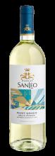 Garrafa de Vinho Branco Borgo San Leo Pinot Grigio Delle Venezie 2018