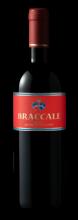 Garrafa de Vinho Tinto Braccale Rosso 2017
