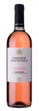 Garrafa de Vinho Rosé Marchese Montefusco Rosato 2019