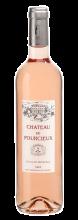 Garrafa de Vinho Rosé Chateau de Pourcieux Côtes de Provence 2018