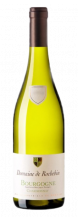Garrafa de Vinho Branco Domaine de Rochebin Bourgogne Chardonnay 2017