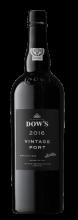 Garrafa de Vinho do Porto Dow's Vintage 2016