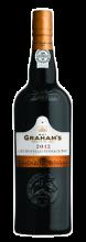 Garrafa de Vinho do Porto Graham's LBV 2012