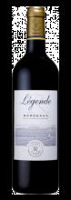 Garrafa de Vinho Tinto Légende Bordeaux Rouge 2017