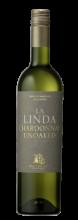 Garrafa de Vinho La Linda Chardonnay Unoaked 2018
