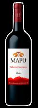 Garrafa de Vinho Tinto Mapu Cabernet Sauvignon 2017