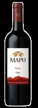 Garrafa de Vinho Tinto Mapu Merlot 2017