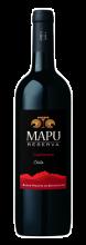 Garrafa de Vinho Tinto Mapu Reserva Carménère 2018