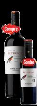 Garrafa de Vinho Tinto Petirrojo Reserva Carménère 2017