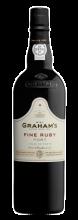 Garrafa de Vinho do Porto Graham's Fine Ruby