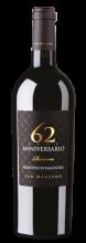 Garrafa de Vinho Primitivo di Manduria Riserva 62 Anniversario 2014