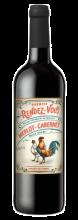 Garrafa de Vinho Rendez-Vous Merlot Cabernet Sauvignon 2018