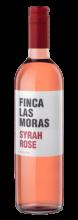 Garrafa de Vinho Rosé Las Moras Syrah Orgânico 2020