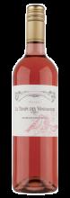 Garrafa de Vinho Rosé Le Temps des Vendanges Comté Tolosan 2018