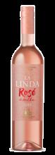 Garrafa de Vinho La Linda Malbec Rosé 2019
