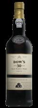 Garrafa de Vinho do Porto Dow's 30 Anos