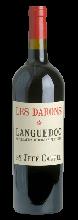 Vinho Tinto Languedoc Les Darons by Jeff Carrel 2017