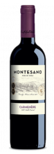 Garrafa de Vinho Kosher Montesano Carménère 2020