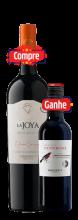 Garrafa de Vinho La Joya Gran Reserva Cabernet Sauvignon 2018