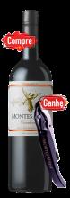 Garrafa de Vinho Montes Alpha Carménère 2017