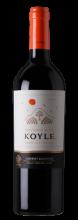 Garrafa de Vinho Orgânico Koyle Cuvée Los Lingues Cabernet Sauvignon 2017