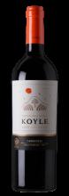Garrafa de Vinho Orgânico Koyle Cuvée Los Lingues Carménère 2019