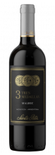 Garrafa de Vinho Santa Rita Tres Medallas Malbec 2019