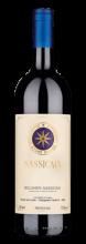 Garrafa de Vinho Sassicaia 2012