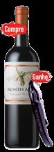 Garrafa de Vinho Tinto Montes Alpha Cabernet Sauvignon 2018