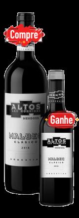 Garrafa de Vinho Tinto Altos Las Hormigas Malbec Clásico 2017