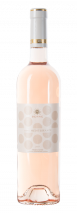 Garrafa de Vinho Rosé Berne Esprit Méditerranée IGP 2018