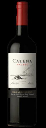Garrafa de Vinho Catena Malbec 2017