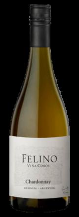 Garrafa de Vinho Cobos Felino Chardonnay 2018