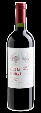 Garrafa de Vinho Tinto Cuesta di Grava Tannat 2016