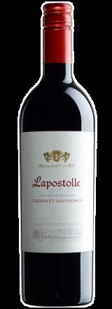 Garrafa de Vinho Tinto Lapostolle Grand Selection Cabernet Sauvignon 2014
