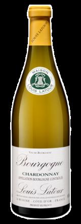 Garrafa de Vinho Branco Louis Latour Bourgogne Chardonnay 2018
