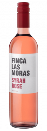 Vinho Rosé Las Moras Syrah Orgânico 2019
