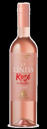 Garrafa de Vinho Rosé Luigi Bosca Finca La Linda Malbec 2019