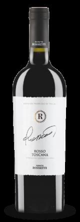 Vinho Rossetti Rosso Toscana IGT 2019
