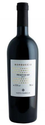 Vinho Santa Isabella Borguccio Primitivo 2017