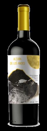 Garrafa de Vinho Altura de Los Andes 2016