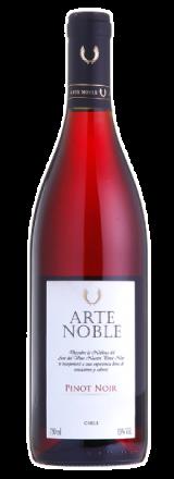 Garrafa de Vinho Arte Noble Pinot Noir 2017