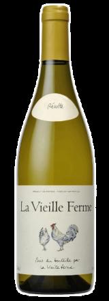 Garrafa de Vinho Branco La Vieille Ferme Blanc 2019