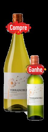 Garrafa de Vinho Branco Terranoble Estate Chardonnay 2019